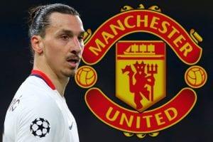 Zlatan Umumkan Perpindahan Ke Manchester United