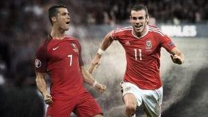Wales v Portugal; Mendaki Tangga Untuk Mencipta Sejarah