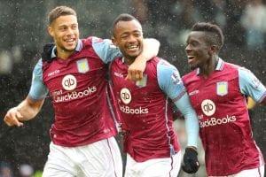 Pemain Aston Villa Luangkan Masa Raikan Aidilfitri