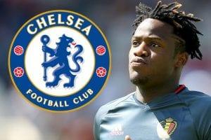 Berkenalan Dengan Pemain Baru €40 Juta Chelsea, Michy Batshuayi.