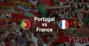 Previu Final Piala Eropah 2016; Perancis v Portugal