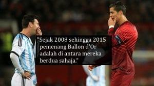 Raul Sertai Debat Popular Peminat Bola Sepak: Siapa Paling Hebat - Messi Atau  ...