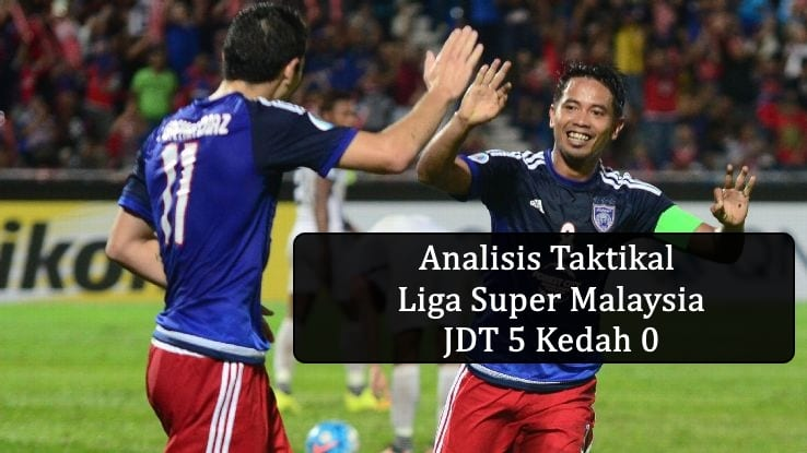 Analisis Taktikal Liga Super 2016: Kedah Naif Bertahan Dengan Garisan Defensif  ...