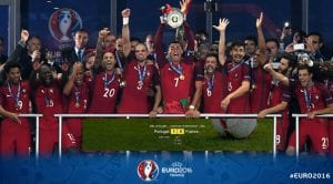 Analisis Taktikal Piala Eropah: Portugal v France (FT 0-0, AET 1-0) - Perancis  ...