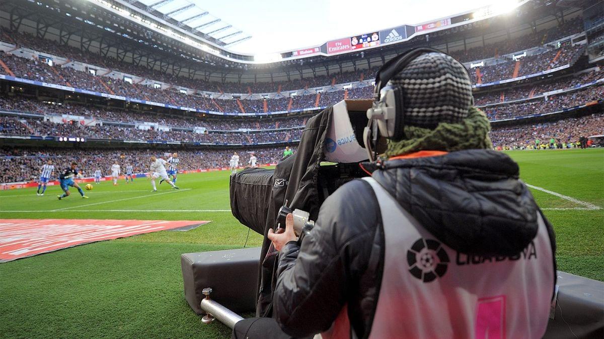 Real Madrid Tak Puas Hati Mengenai Hak Penyiaran, Heret La Liga Ke Mahkamah