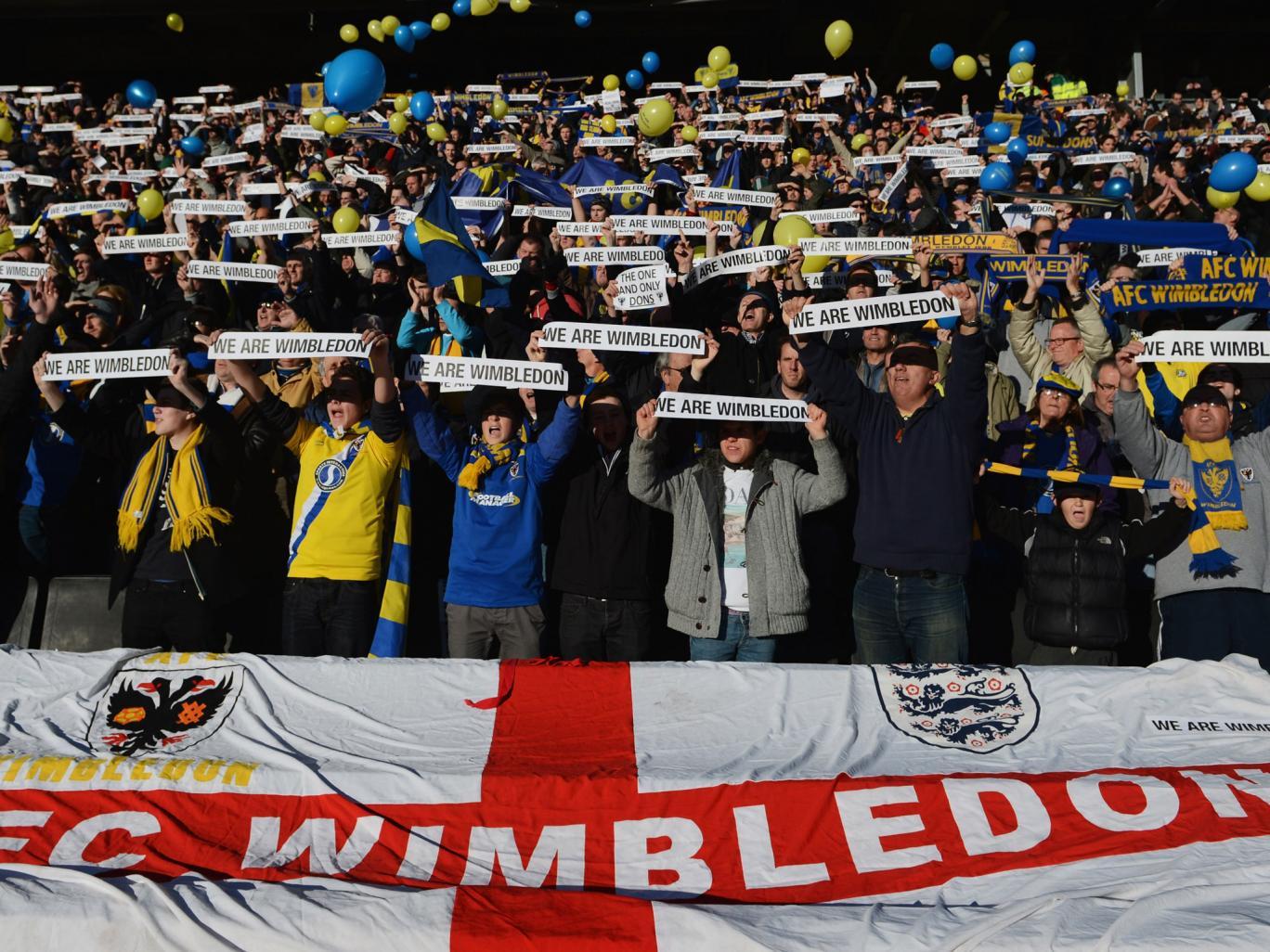AFC Wimbledon: Kisah 'The Crazy Gang' Dan Perpecahan Mereka Dari Wimbledon FC