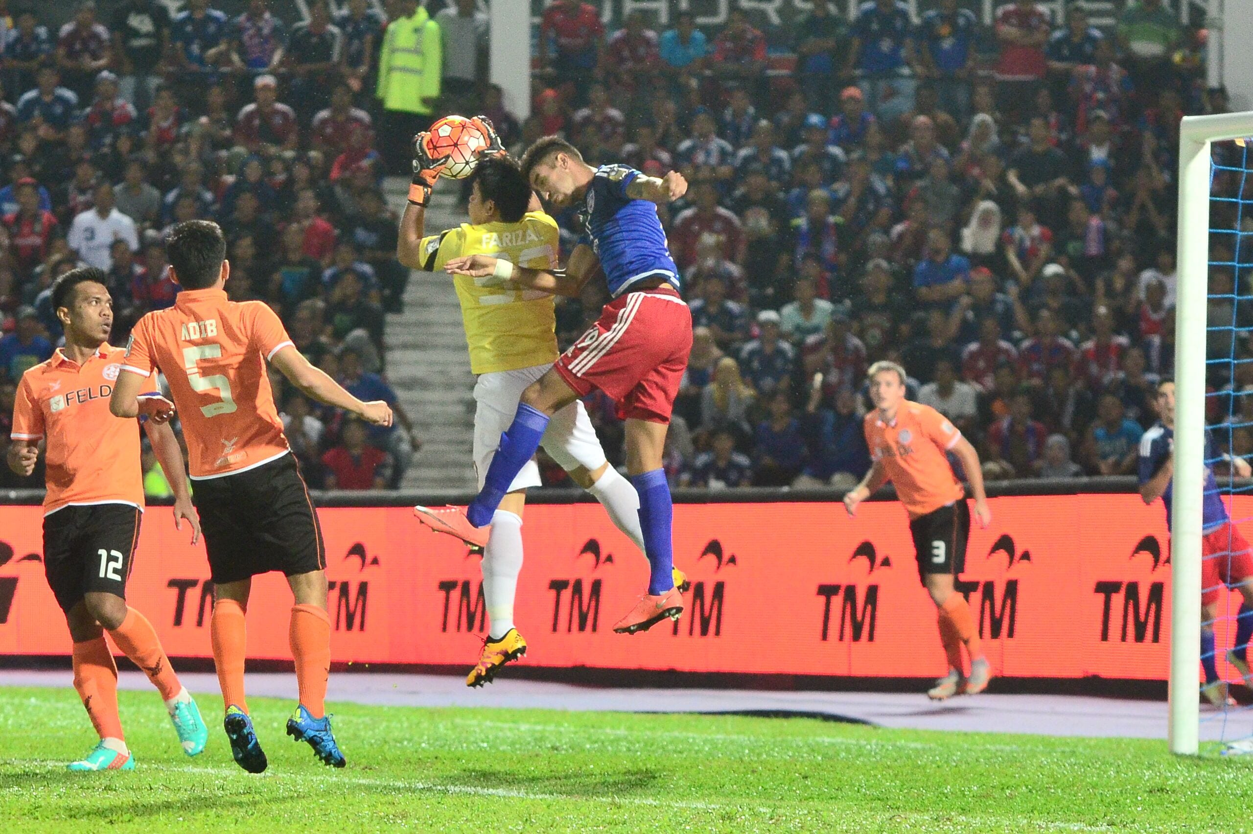 Previu Liga Super 2016: FELDA United vs JDT Tentukan Siapa Juara Liga