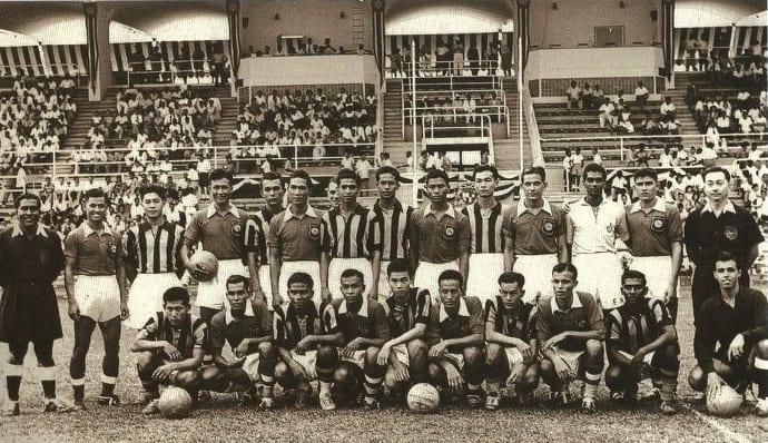 Pestabola Merdeka 1957: Kisah TAR Mahu Ambil Bintang Arsenal Jadi Ketua  ...