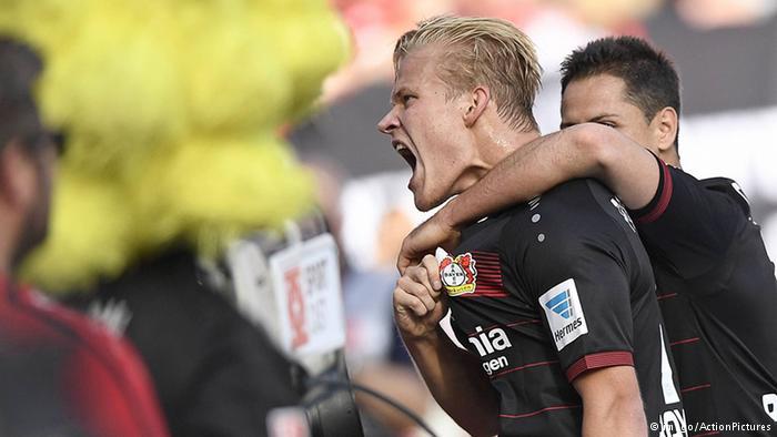 Dari Bangku Simpanan Kepada Hatrik 15 Minit, Penyerang Leverkusen Cipta Kisah  ...