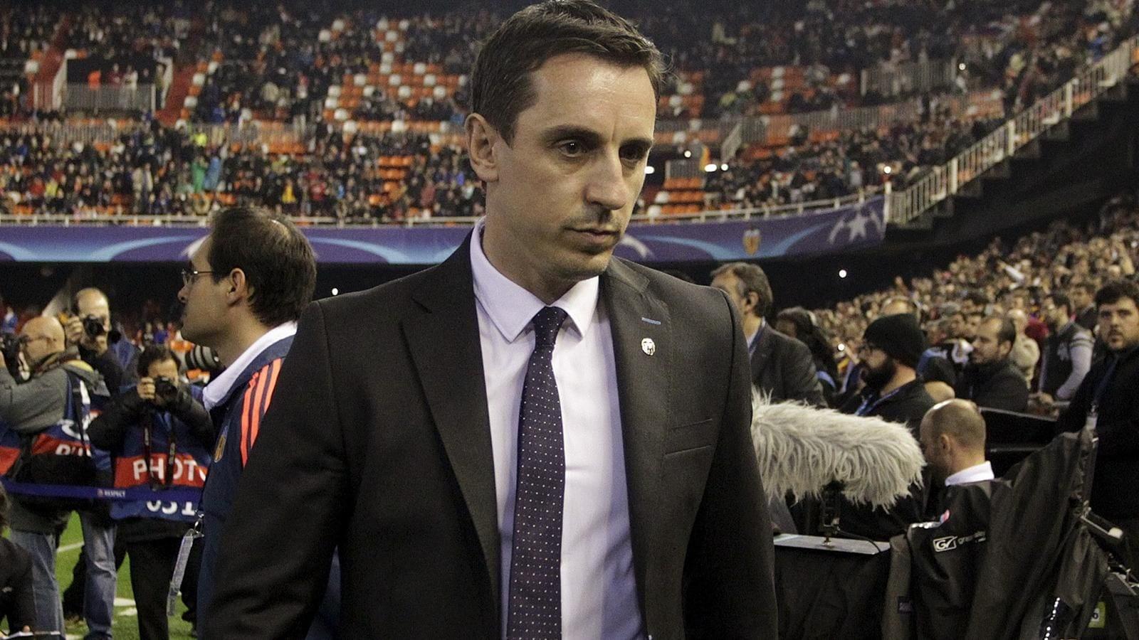 Gary Neville Mengaku Pengalaman Valencia Perit Baginya, Tak Mahu Jadi Jurulatih  ...