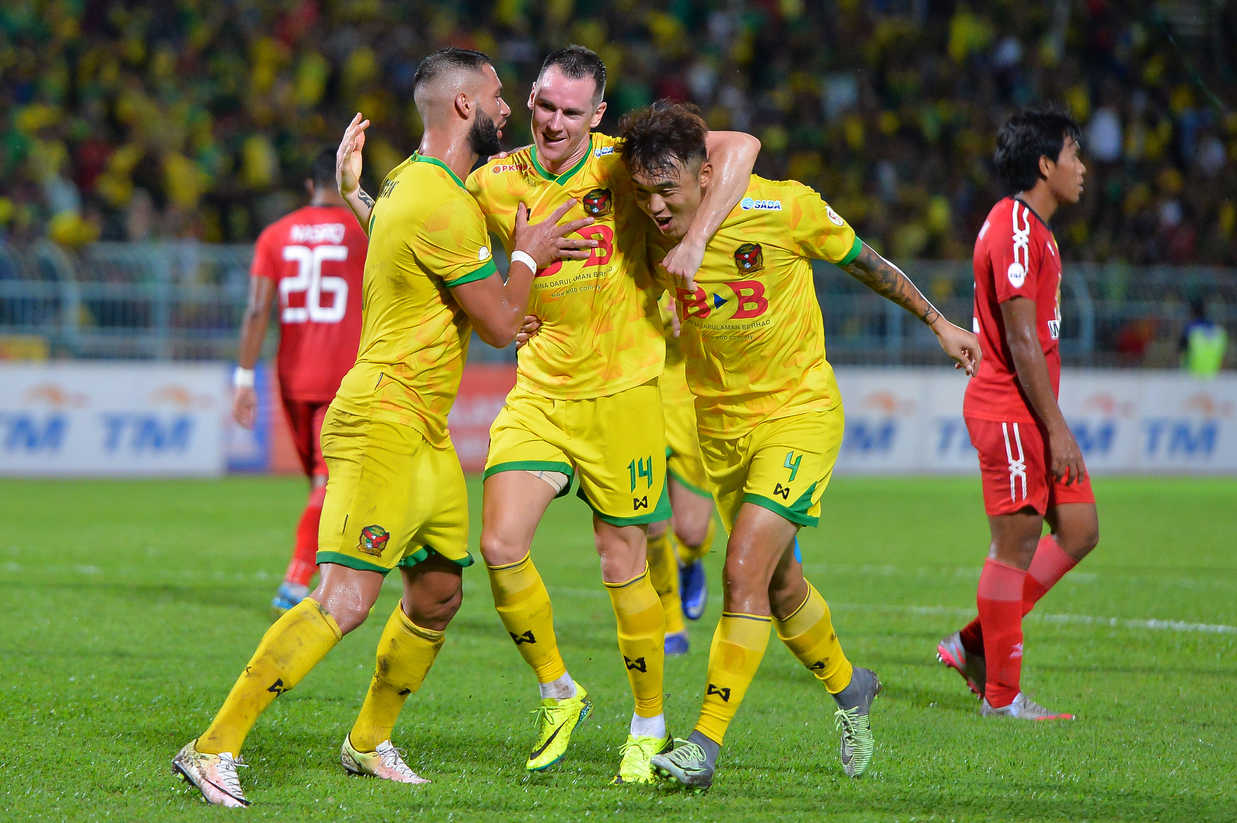 Previu Piala Malaysia 2016: Kedah Mahu Lebar Rekod Tanpa Kalah 7 Perlawanan  ...