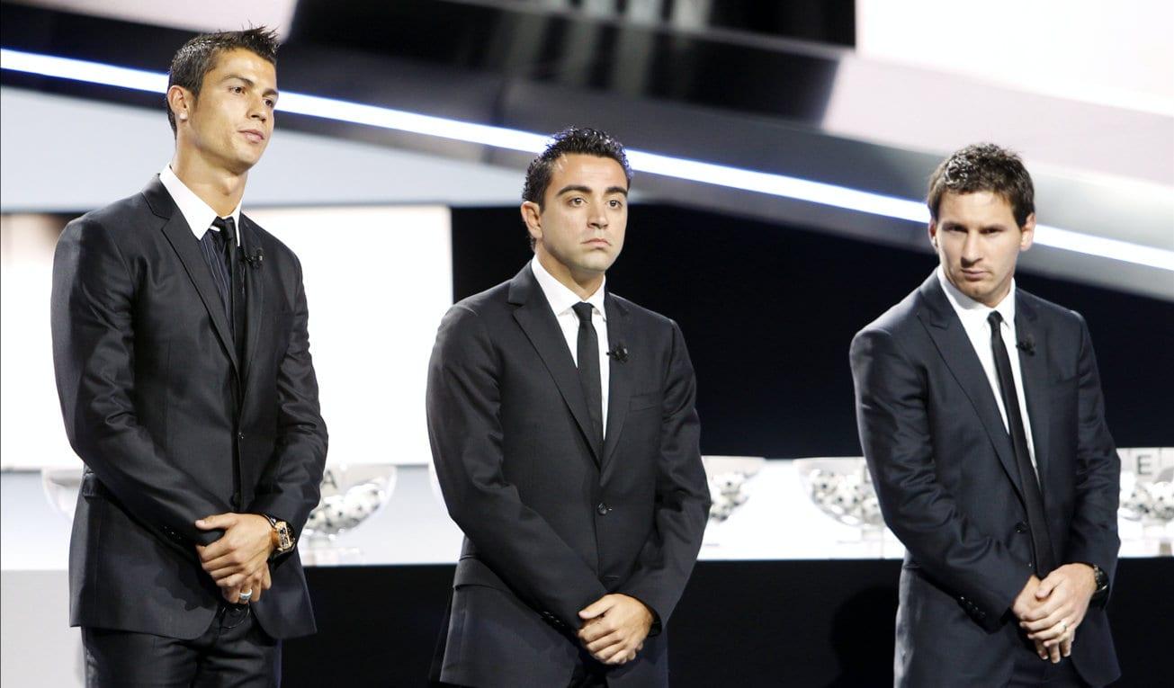 Gara-Gara Komen Xavi, Ronaldo Kutuk Xavi 'Gila Publisiti' Dan 'Tak Pernah Menang ...
