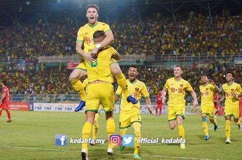 Analisis Taktikal Piala Malaysia 2016: Kedah Serang PDRM Melalui Syazwan Zainon