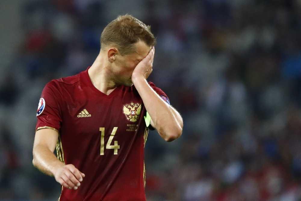 Rusia FA Batal Sambutan Untuk Kapten Mereka Selepas Jaring Gol Sendiri