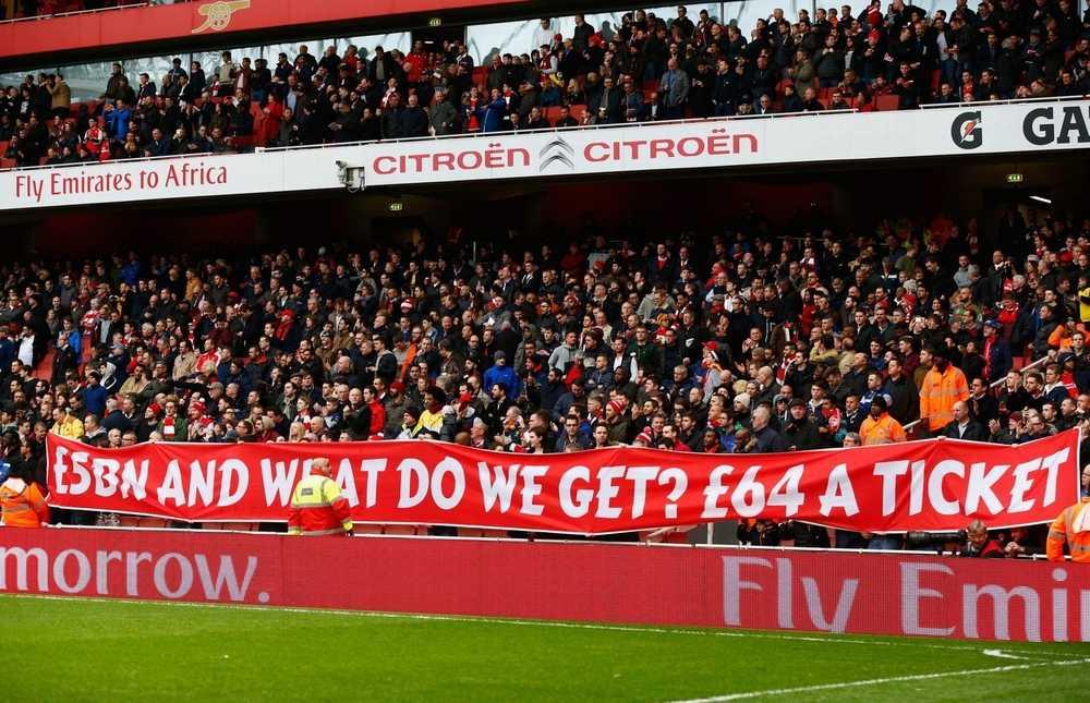 Tiket Perlawanan 'Home' Chelsea & Arsenal Paling Mahal, Penyokong Lagi  ...