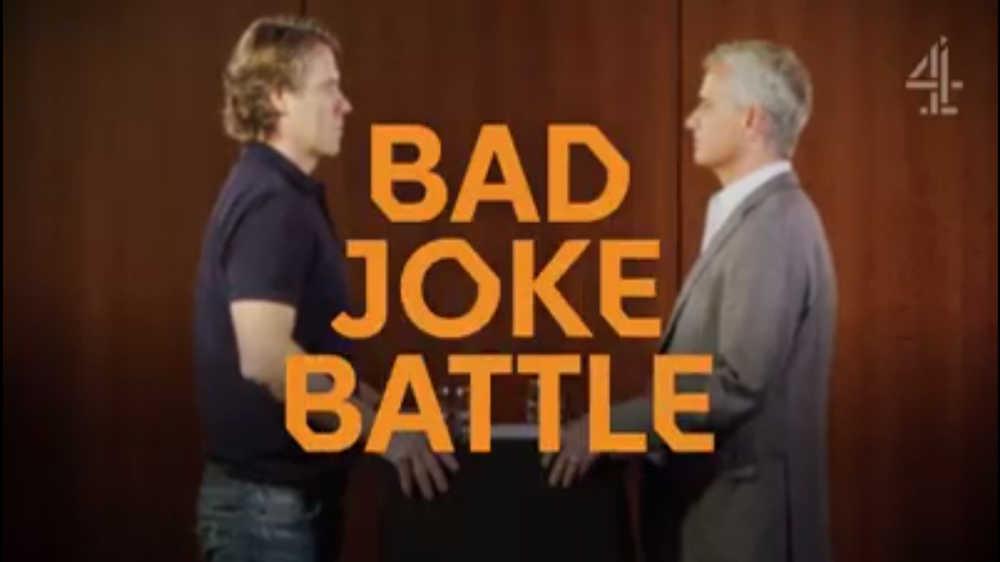 VIDEO: Jose Mourinho & John Bishop Lawan Cabaran 'Siapa Gelak Dulu?'