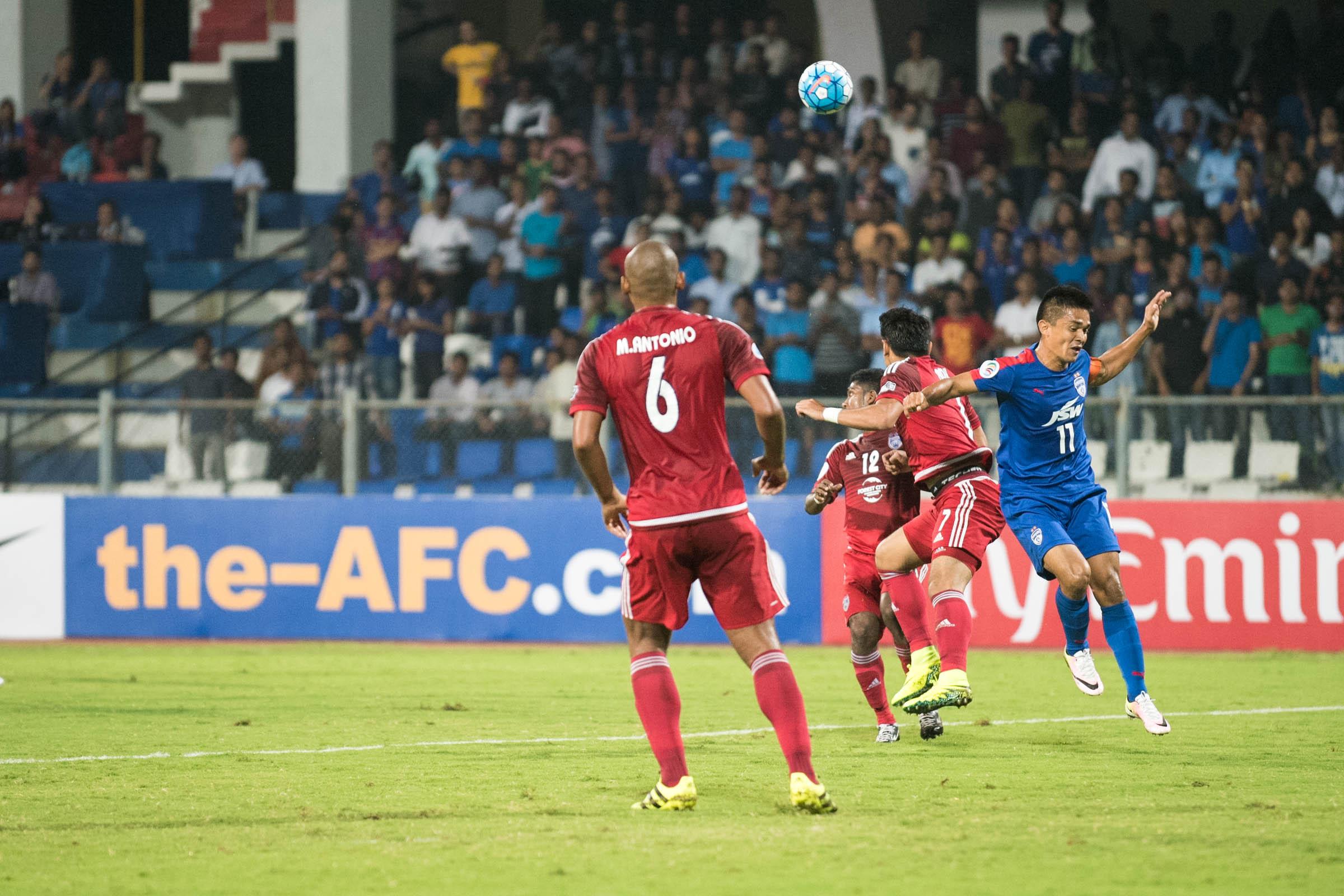 Analisis Taktikal Piala AFC: Bengaluru Pasukan Yang Lebih Baik Secara Taktikal  ...