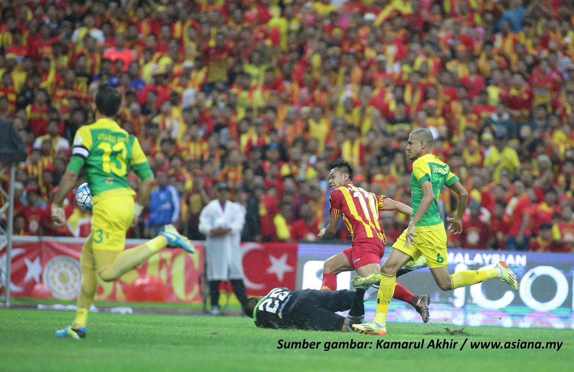 5 Sebab Kemungkinan Final Impian Piala Malaysia 2016, Selangor vs Kedah Tidak  ...