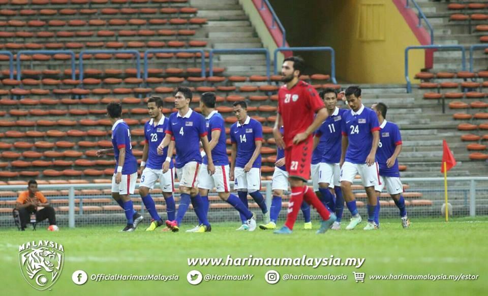 Analisis Taktikal Malaysia vs Afghanistan: Pasukan Malaysia Separuh Masa Kedua  ...