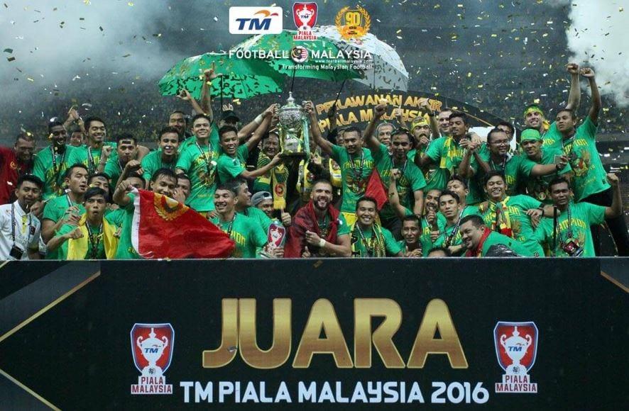 Analisis Taktikal Final Piala Malaysia 2016: Pertukaran Taktikal Beri Output  ...