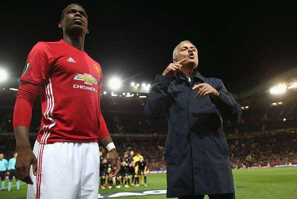 Jose Mourinho Maki Staf Kejurulatihan, Silap Bagi Arahan Taktikal Kepada Paul  ...