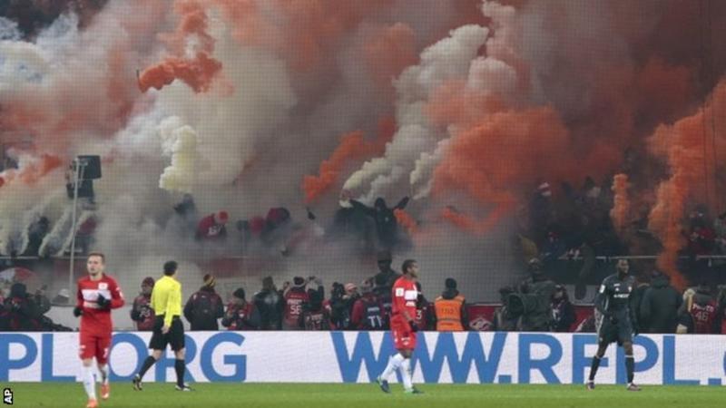 Spartak vs CSKA, Derbi Moscow Yang Menggelegak Dengan Kekecohan Penyokong