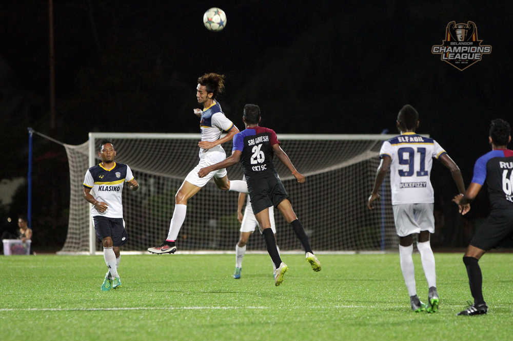 Selangor Champions League: Liga Juara-Juara Untuk Pasukan Liga Sosial