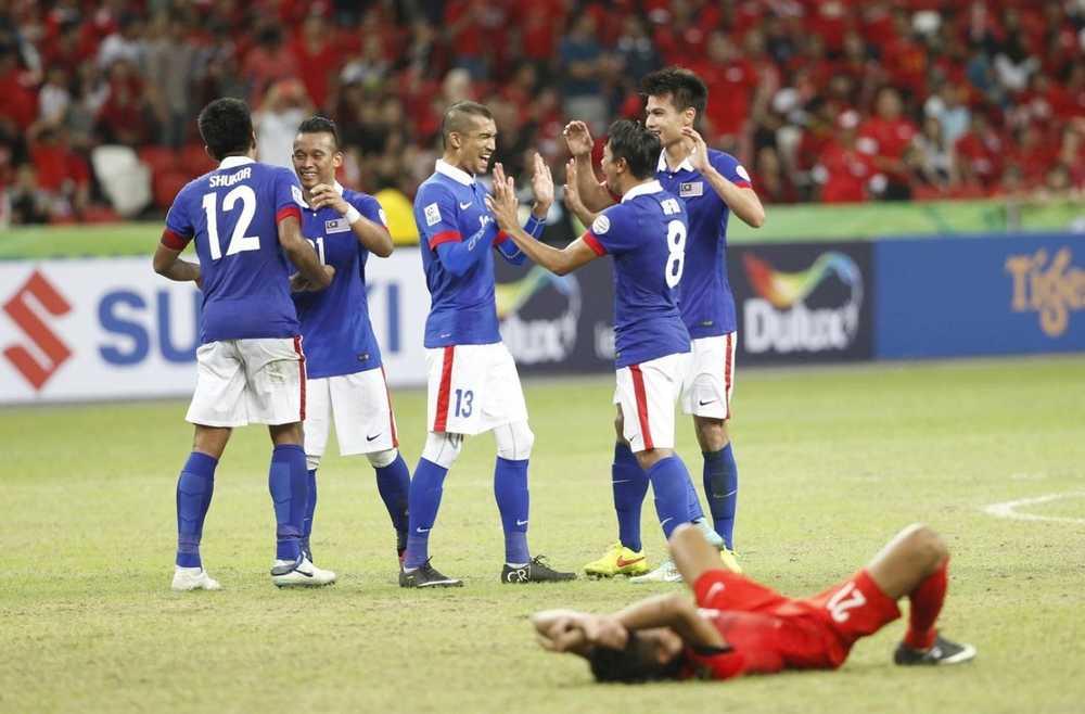 5 Gol Terbaik Yang Pernah Dijaringkan Pemain Malaysia Di Piala AFF