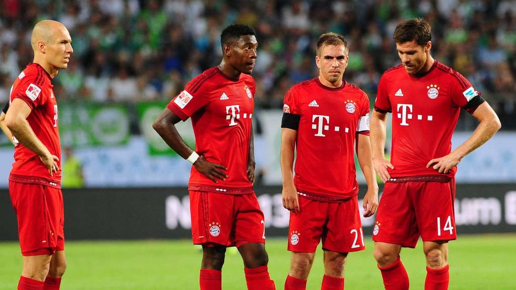 4 Sebab Bayern Munich Tidak Konsisten Musim Ini