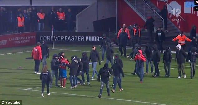 Gara-Gara Tersingkir, Anak Henrik Larsson Diserang Oleh Hooligan, Dipaksa  ...