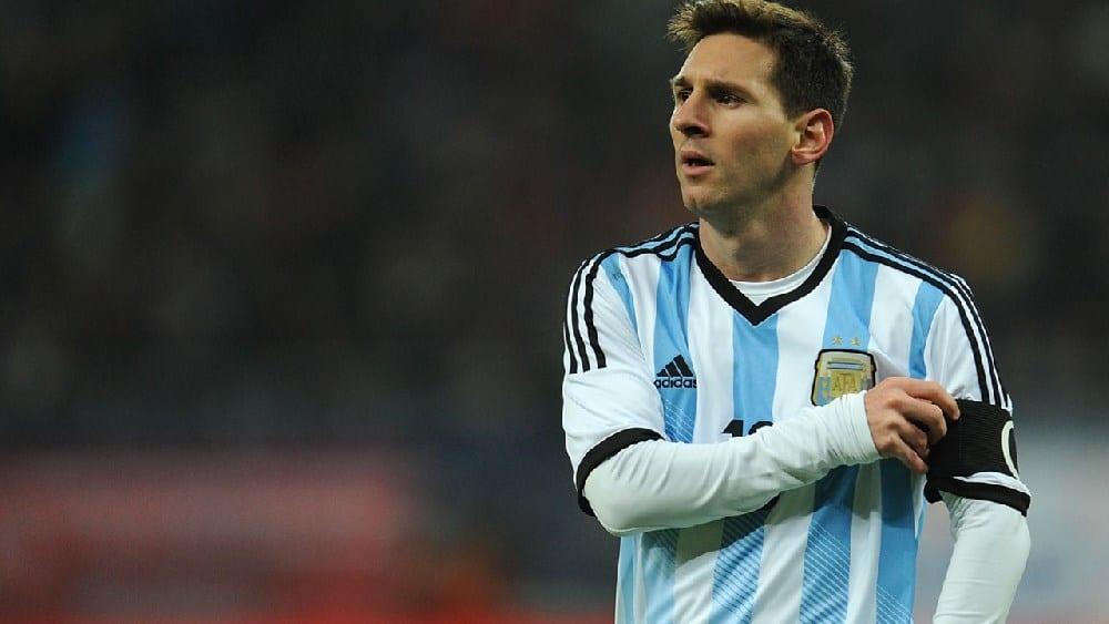 Lionel Messi Guna Duit Sendiri Bayar Gaji Pegawai Keselamatan Skuad Argentina
