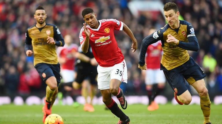 Previu EPL 2016/17: Manchester United vs. Arsenal - Bukan Sekadar Pertarungan  ...