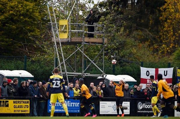 Sikap Dermawan Oxford Buatkan Kelab Non-League Merstham Terharu