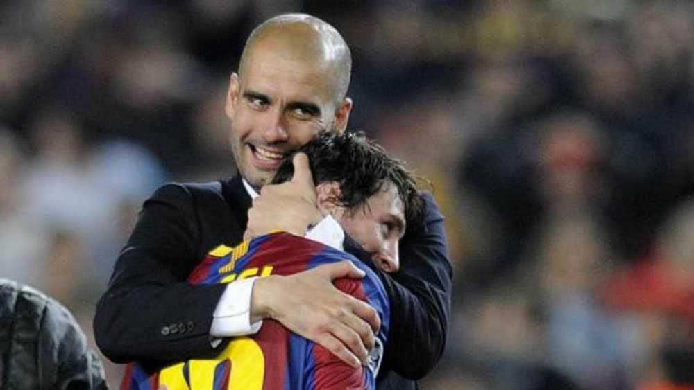 Manchester City Berminat Untuk Tebus Klausa Perlepasan £275 Juta  Lionel Messi