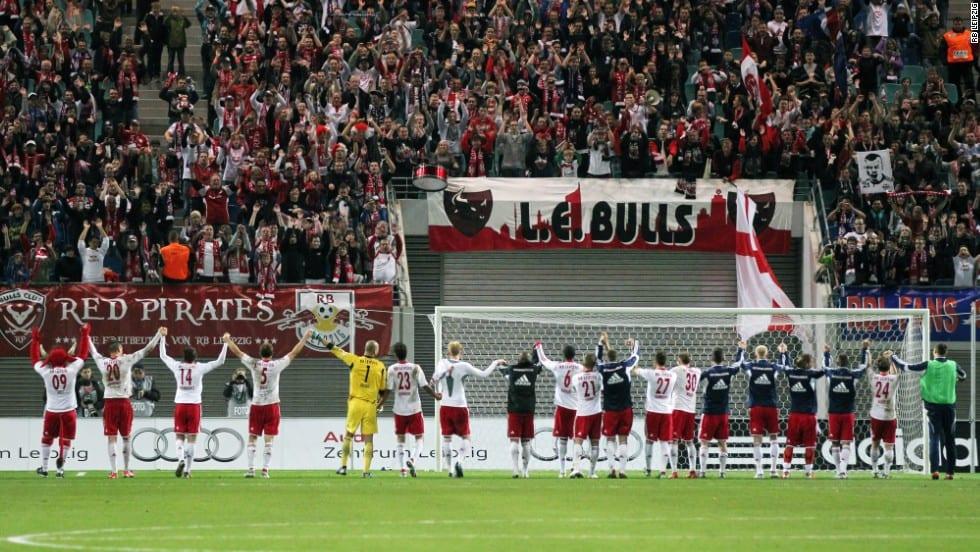 Leipzig, Kelab Paling Dibenci Di Jerman Kini Bersaing Dengan Bayern Munich
