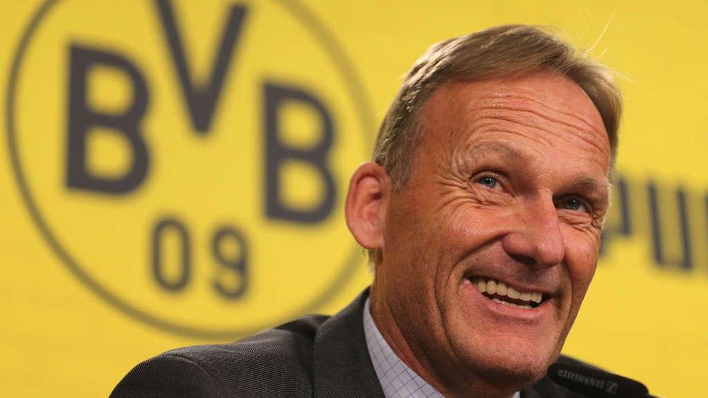 CEO Dortmund Sahkan Berita Bolt Berlatih Dengan Kelab Tersebut Bukan Satu Troll