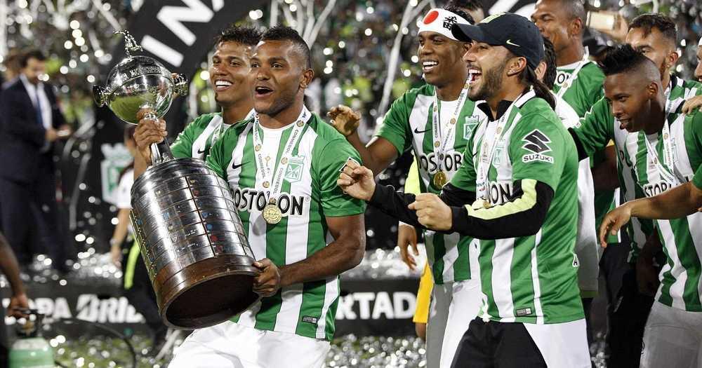 Kenapa Atletico Nacional Bermain Dalam 2 Kejohanan Amerika Selatan Dalam Satu  ...