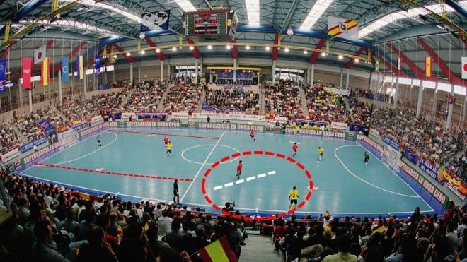 Taktikal Futsal: Bagaimana Cara Meneutralkan Ancaman Lawan Ke 'Zon Selamat'