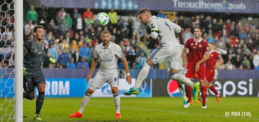 Statistik: Sergio Ramos Adalah Goal-Scoring Center Back Terbaik Eropah Ketika  ...