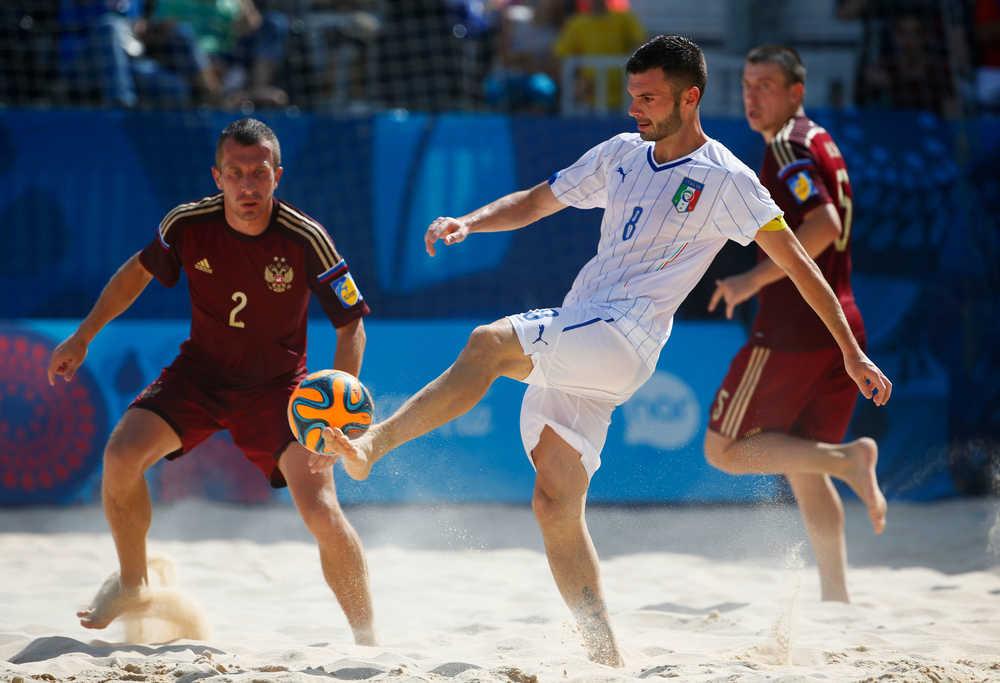 Bola Sepak Pantai, Cabang Bola Sepak Yang Jarang Mendapat Perhatian