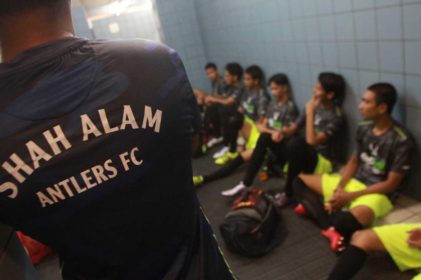 Shah Alam Antlers FC: Gabungan Idea Freiburg, Kashima & Western Sydney Wanderers