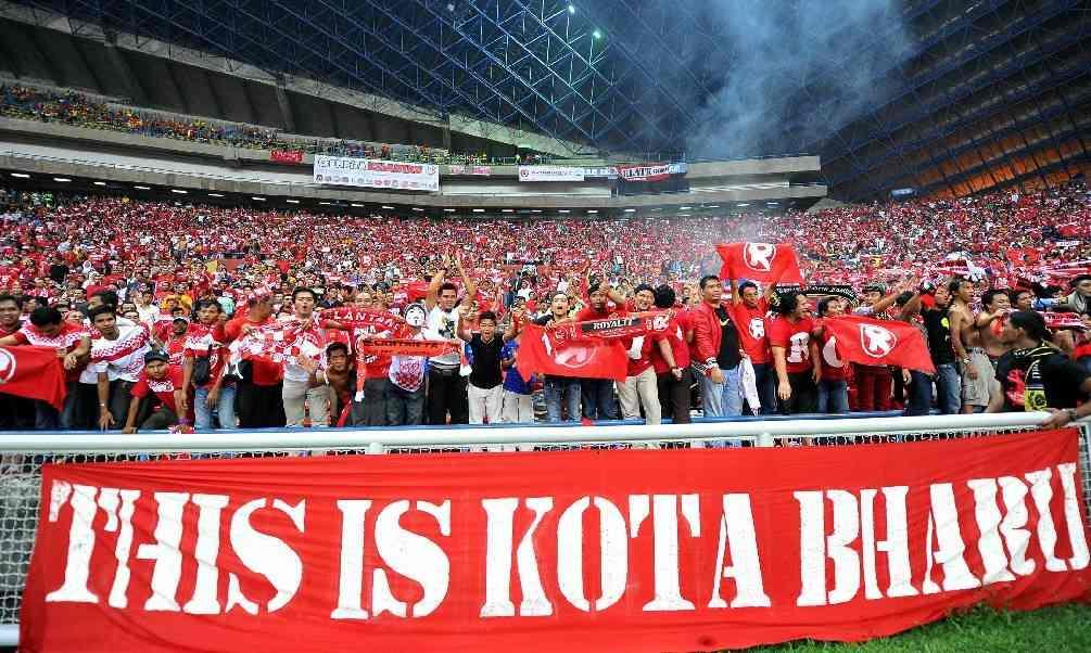 Previu MSL 2017 : Penyokong Kelantan Persoal Status Pasukan Kelantan