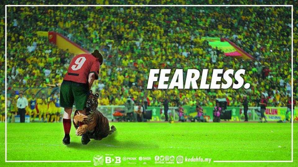 Perang Poster JDT & Kedah Menjelang Piala Sumbangsih 2017