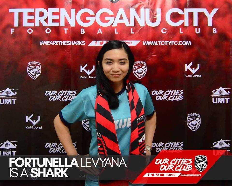 Terengganu City FC Tandatangan Fisio Wanita Dari Indonesia