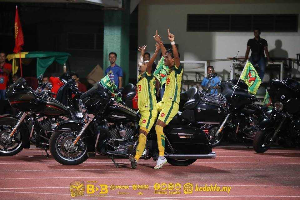 VIDEO: Highlights Liga Super 2017 (Kedah 3-2 Sarawak)