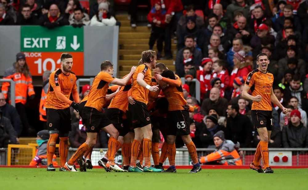 Liverpool Kalah Di Tangan Wolverhampton, Tersingkir Dari FA Cup