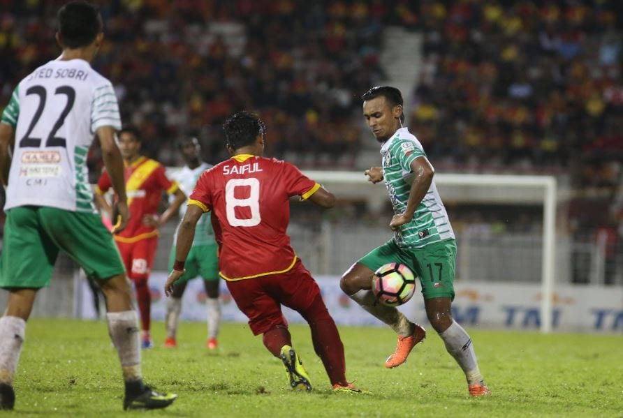 Analisis Taktikal MSL 2017: Sistem Diamond Melaka vs Direct Football 3-4-3  ...