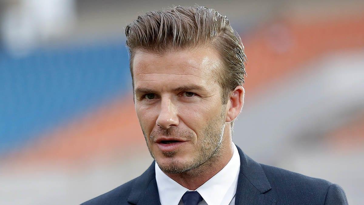 Beckham Kutuk Serangan Seksual Ke Atas Pemain Dan Budaya Ragging