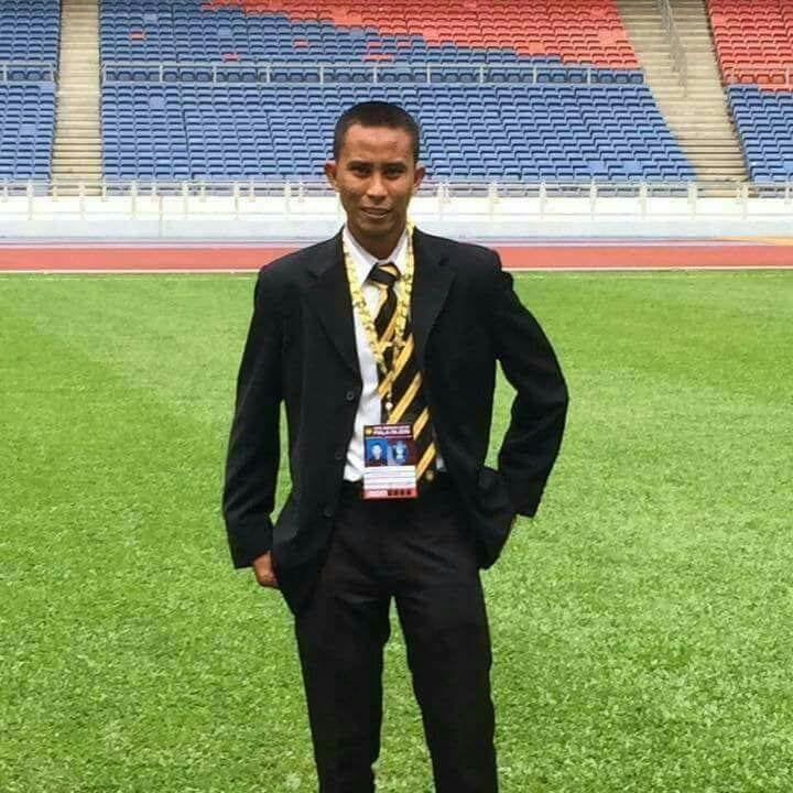 Pengadil Khairul Rizal Ismail Meninggal Dunia Sebelum Perlawanan Piala  ...