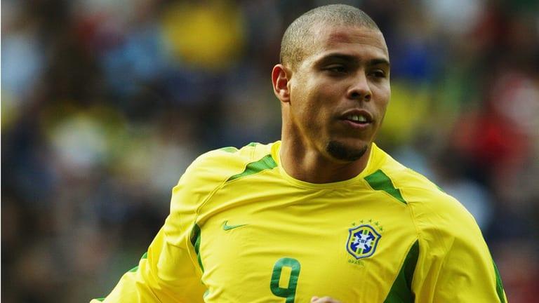 Ronaldo Il Fenomeno, Lagenda No.9 Terbaik Sepanjang Zaman